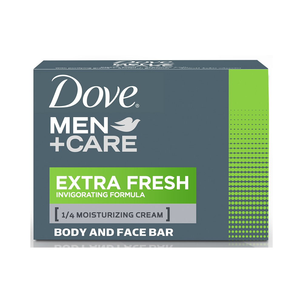 Dove Men+ Care Extra Fresh toaletné mydlo 90 g
