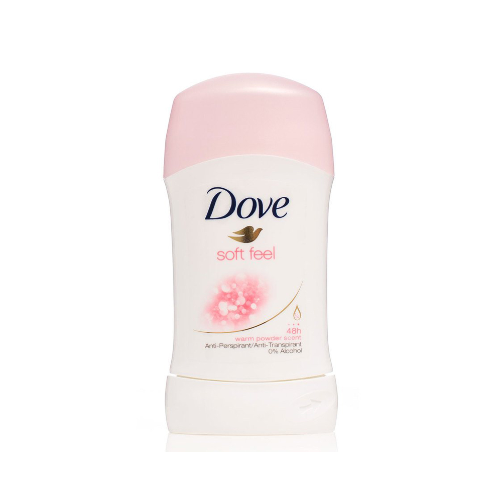 Dove Soft Feel Woman deostick 40 ml