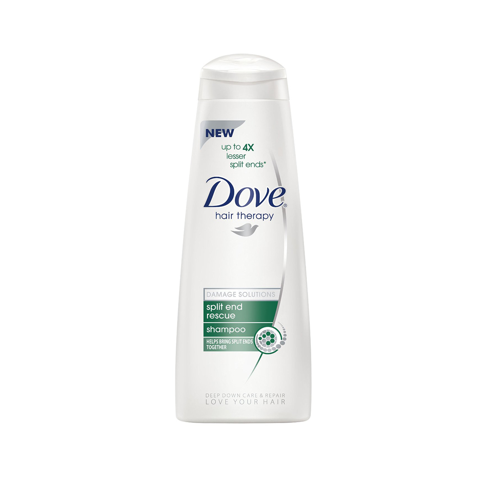 Dove Split end Rescue šampón na vlasy 250 ml