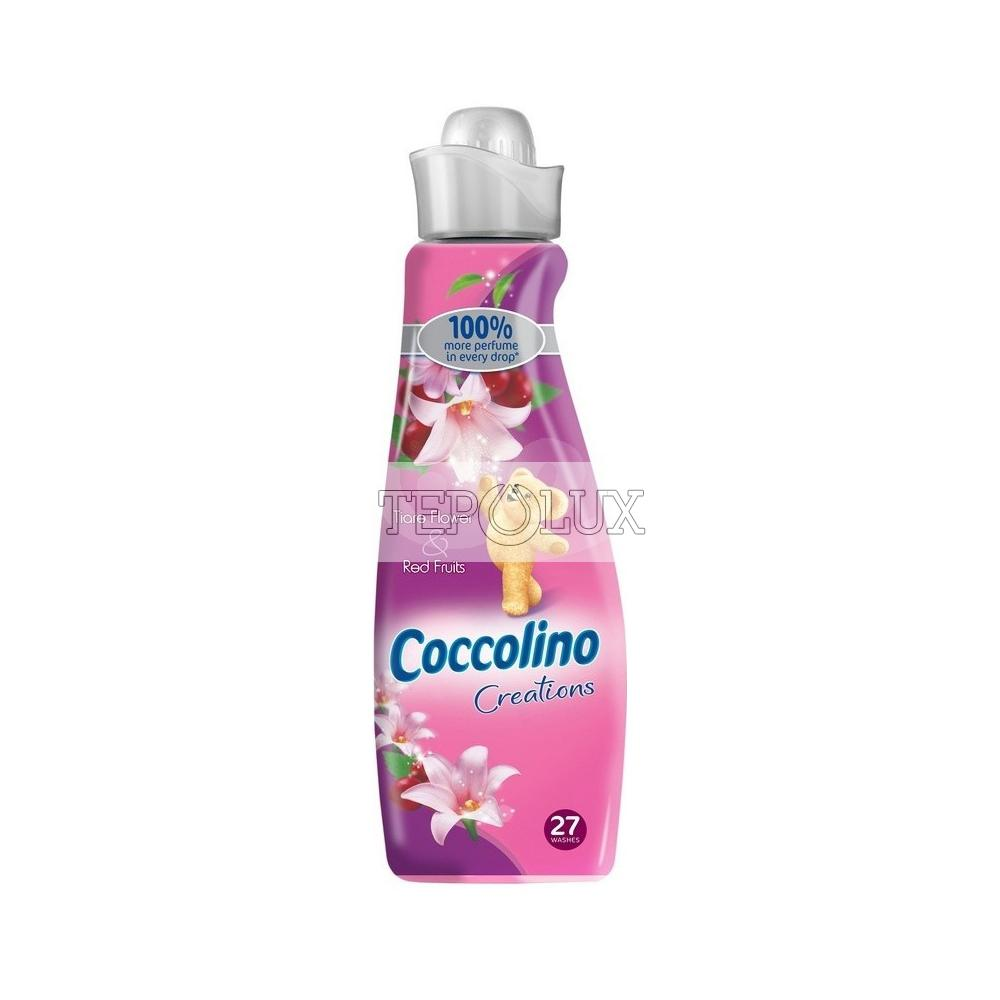 Coccolino Sensation Tiare Flower and Red Fruits 950 ml