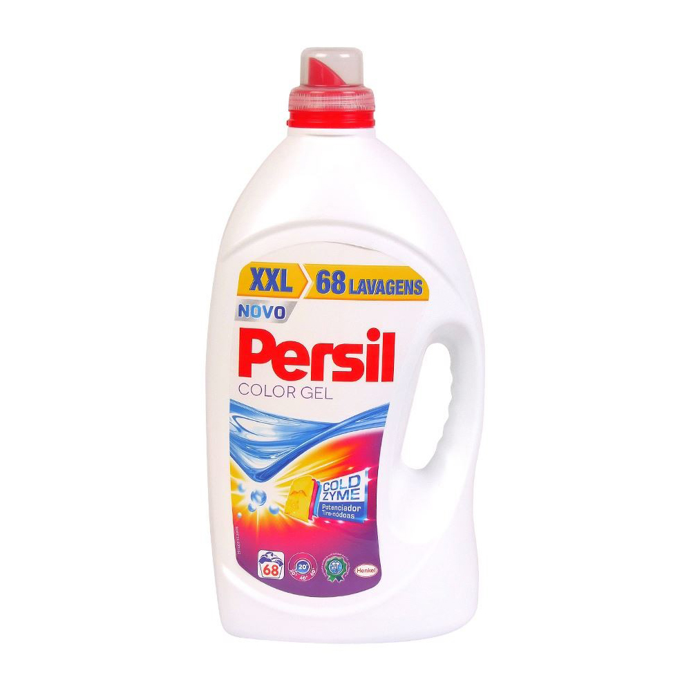 Persil Gel Color 68 praní 4,216l