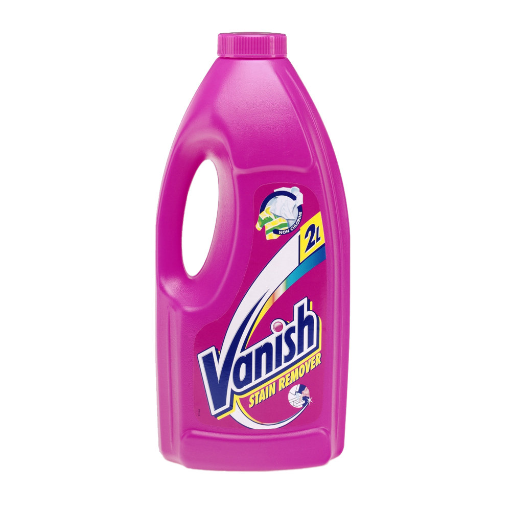 Vanish Oxi Action Pink 2 l