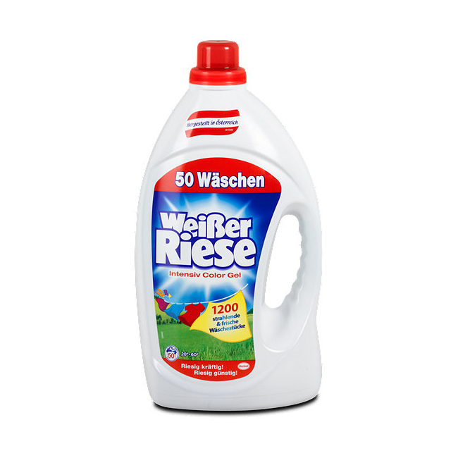Weisser Riese Color gel 50 praní 3,3 l