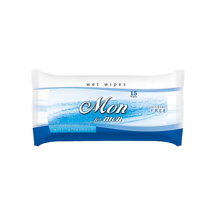 Mon Wet Wipes For Men pre muzov