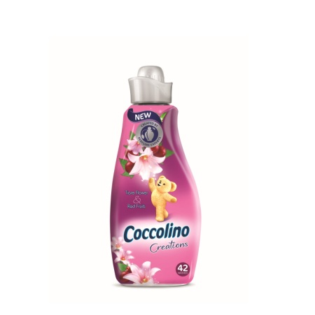 Coccolino tiare flower red fruits 1,9 l
