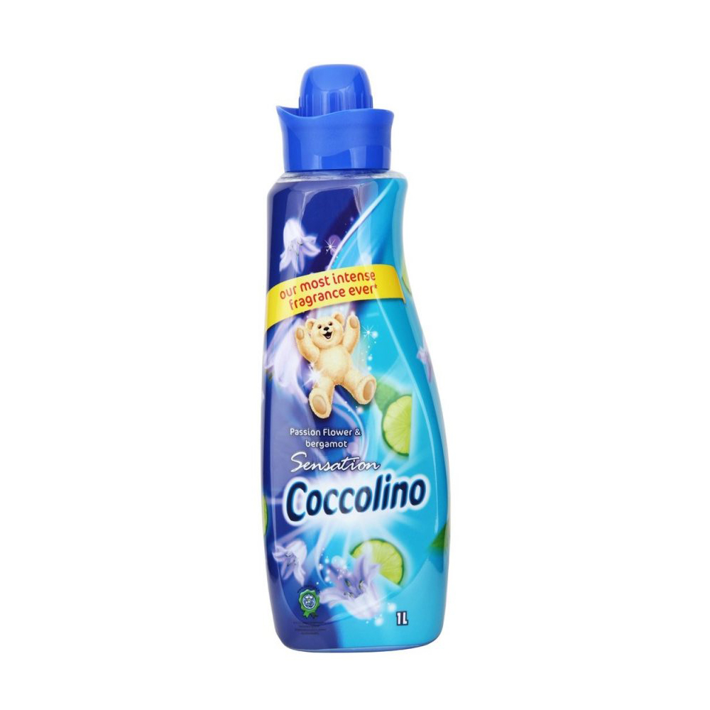 Coccolino aviváž Passion flower and Bergamot 950 ml