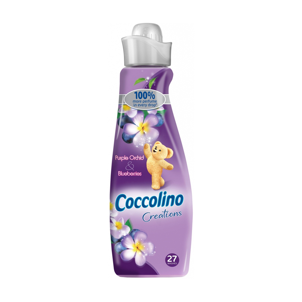 Coccolino Sensation Purple Orchid & Blueberries 950 ml