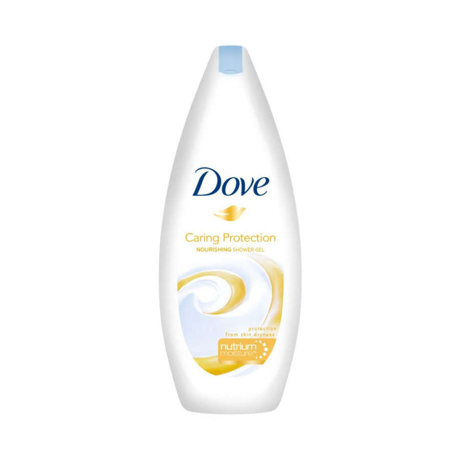 Dove Caring Protection sprchový gél 250 ml