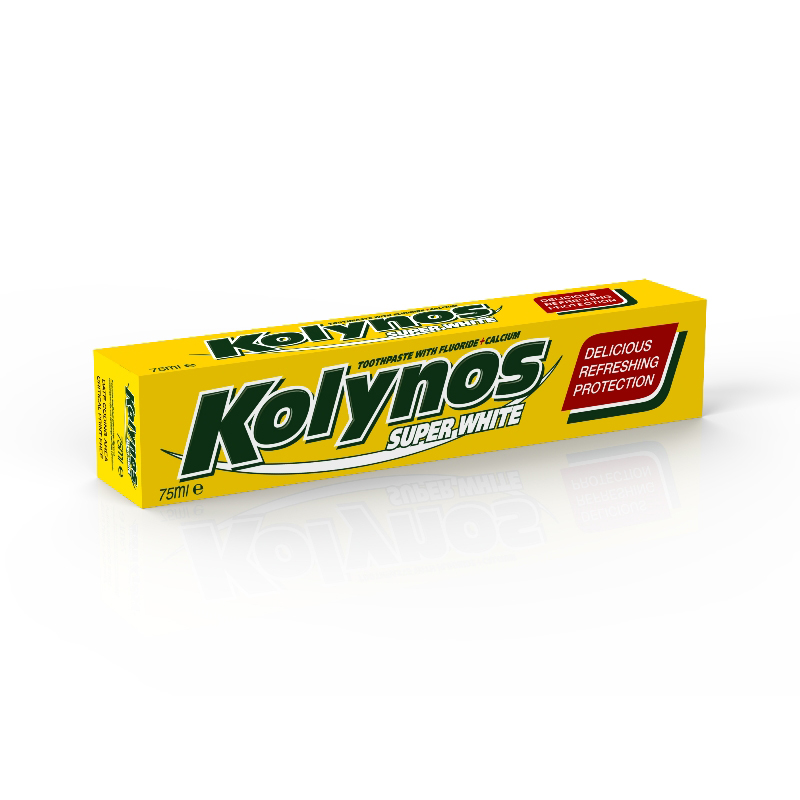 Kolynos zubná pasta Super White 75ml