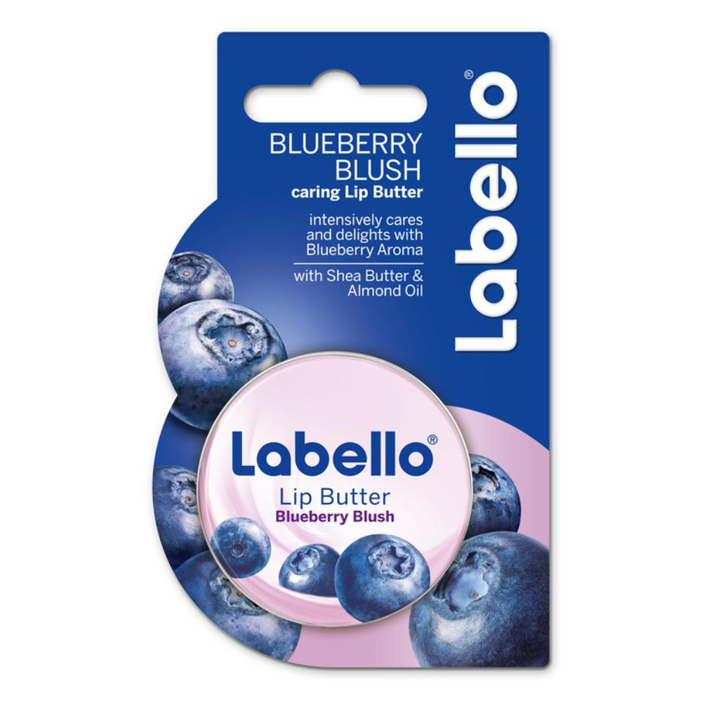Labello balzam na pery Blueberry Blush 16,7 g