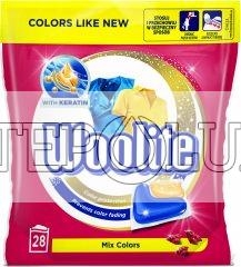 Woolite 616g Color pr.kapsule 26ks