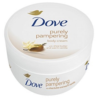Dove Purely Pampering Shea Butter telové mlieko 300ml